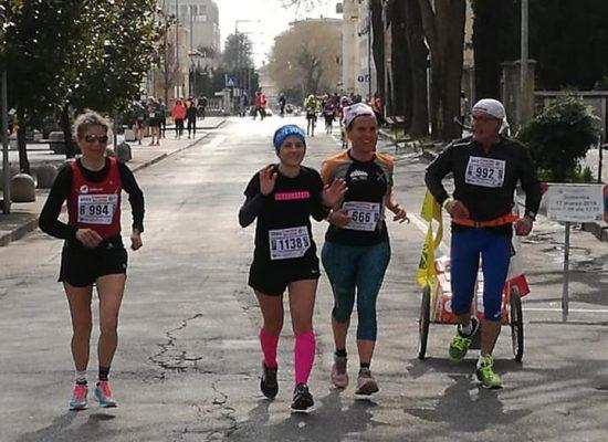 Vittorio Veneto maratonina Eroica
