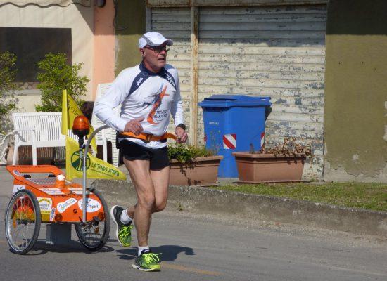 15 Aprile  Tappa Legnaro-Adria