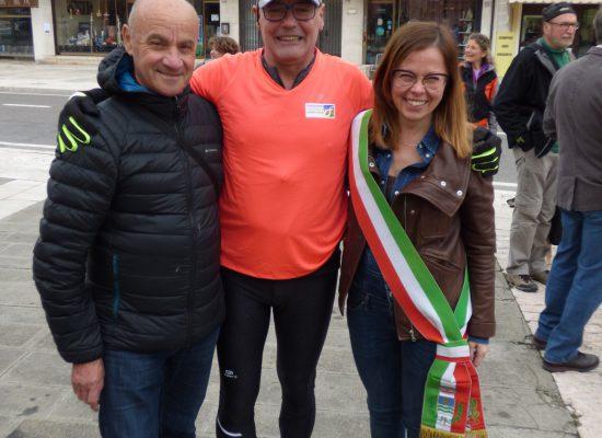 Partenza Nove Roma 13 Aprile TVA